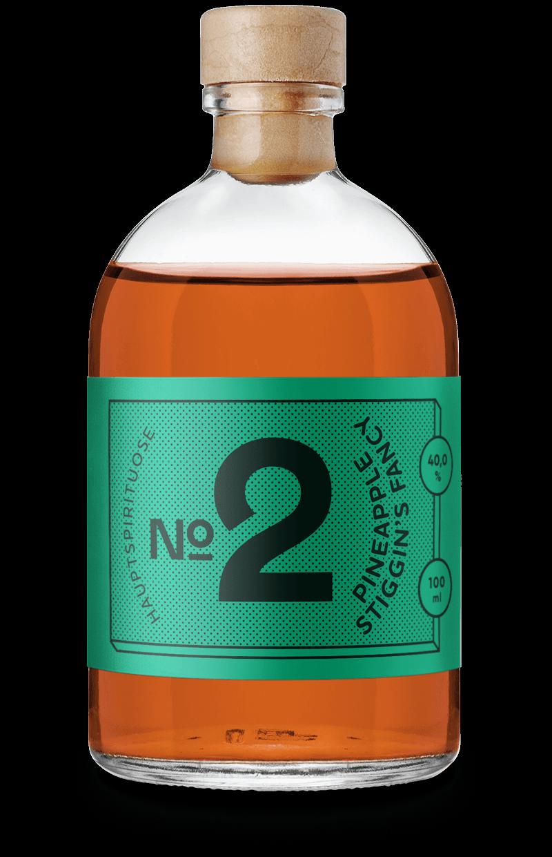 Plantation Pineapple Stiggin's Fancy aus dem Drink Syndikat Cocktail Set
