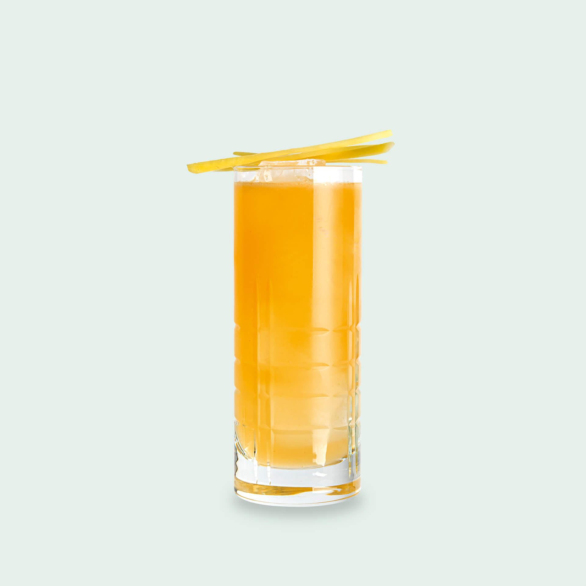 Im Plantation Rum Cocktail Geschenk mit Spirituosen und weiteren Zutaten von Drink Syndikat: Easy Peasy Japanesey