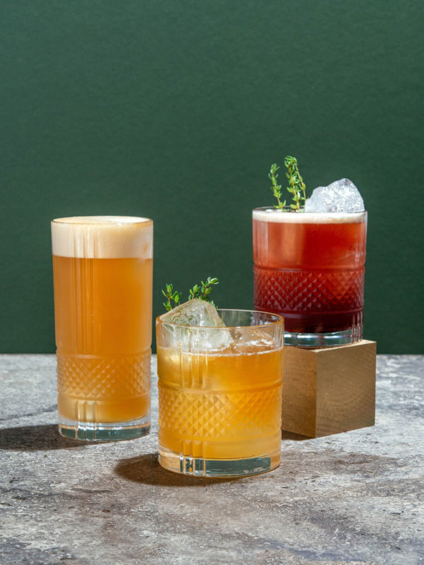 Whisky Cocktail Set von Drink Syndikat: Bourbon Meets Craft Beer
