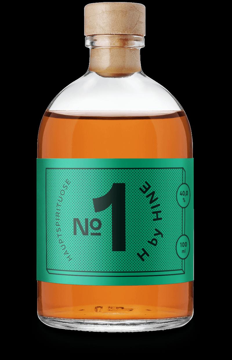 H by HINE - aus dem Drink Syndikat Cocktail Set mit Zutaten und Rezepten