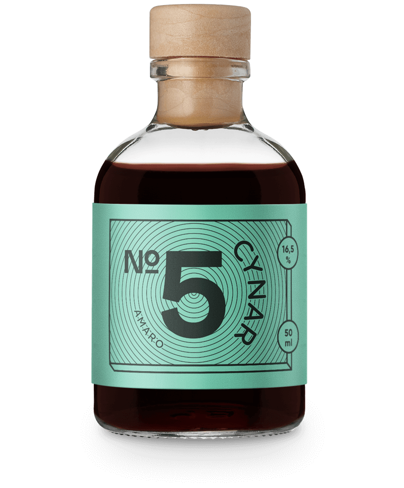 Cynar - aus dem Drink Syndikat Cocktail Set mit Zutaten und Rezepten