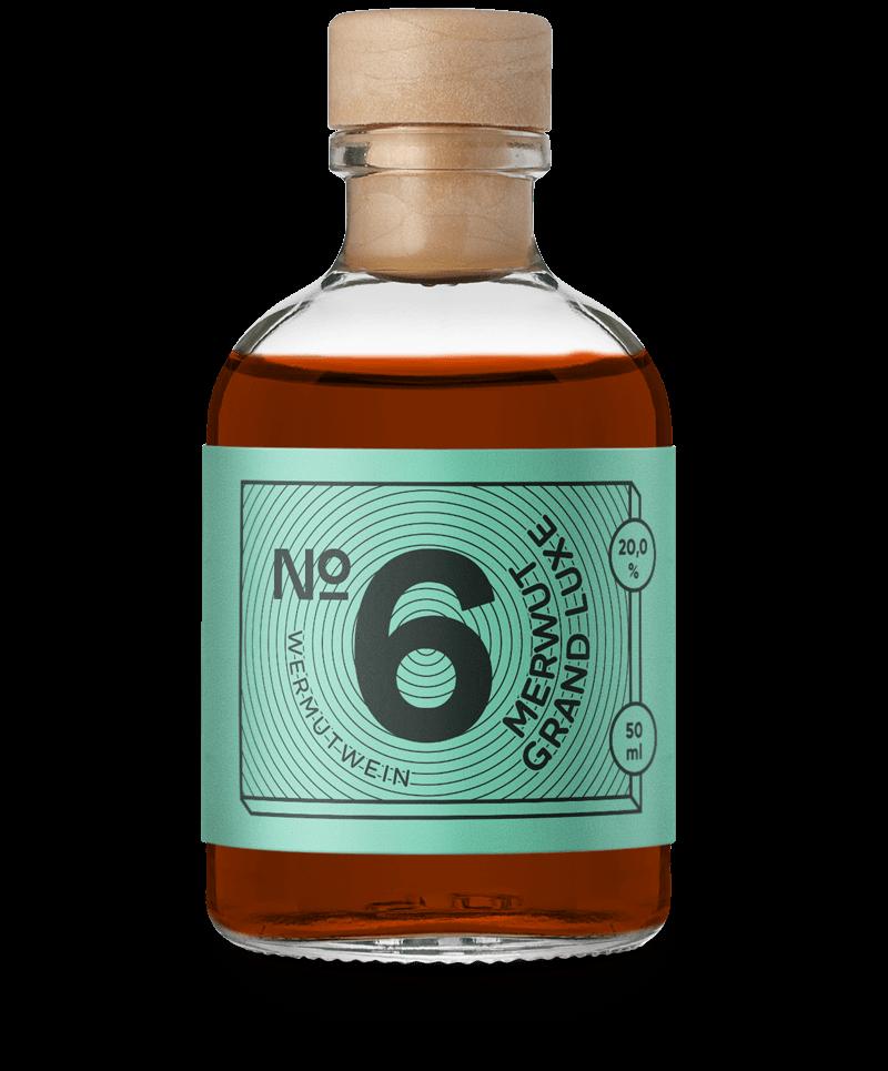 Merwut Grand Luxe - aus dem Drink Syndikat Cocktail Set mit Zutaten und Rezepten