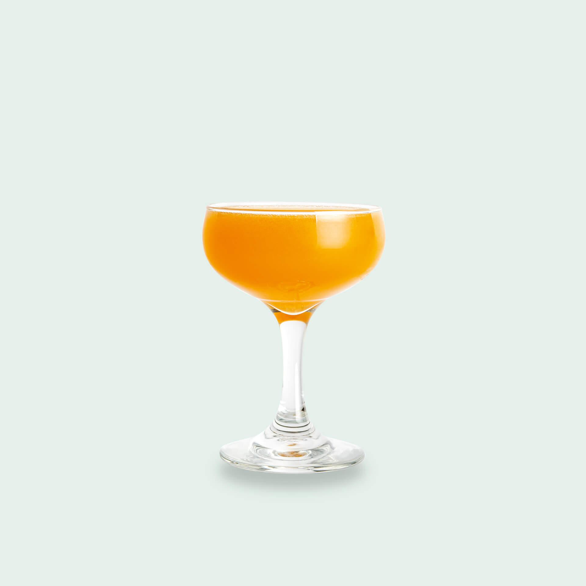 Cognac Cocktail Set: Zutaten für