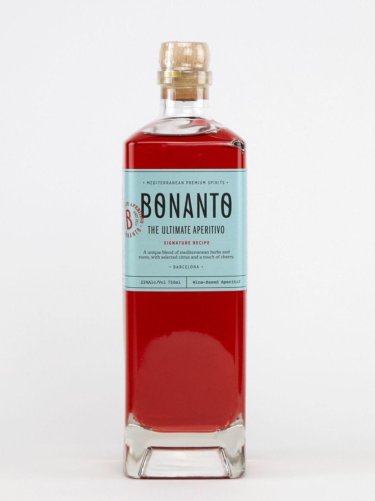 Bonanto The Ultimate Aperitivo - Zutat im Cocktail Set