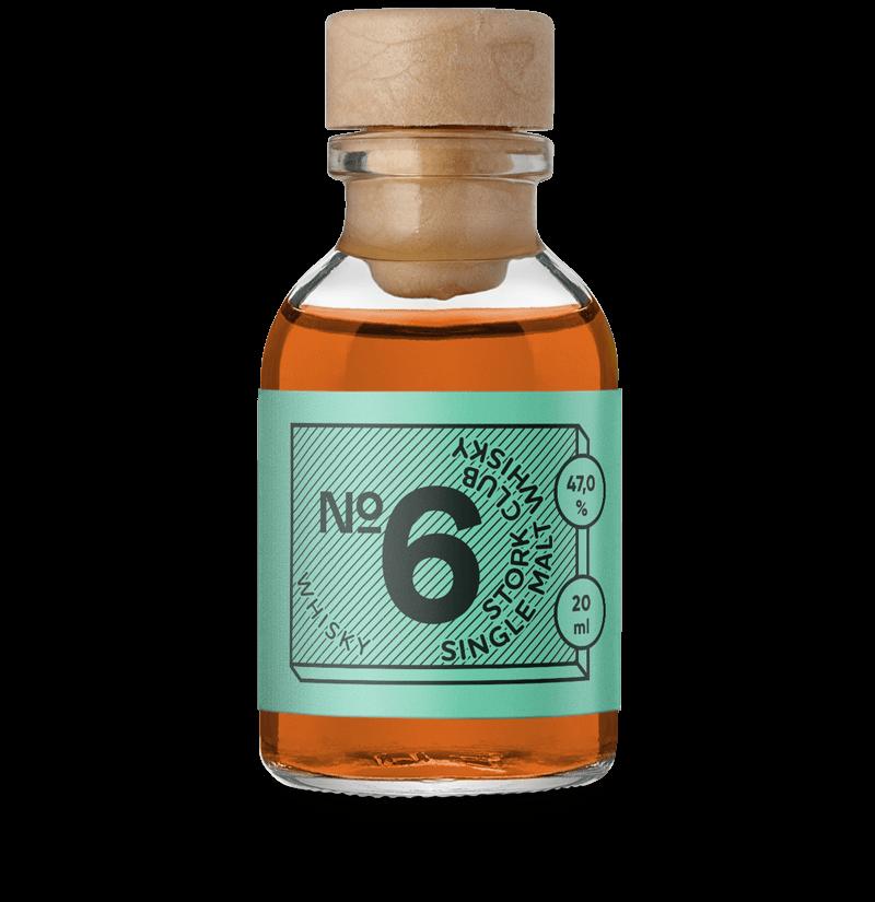 Stork Club Single Malt Whisky / Zutat im Geschenkset von Drink Syndikat
