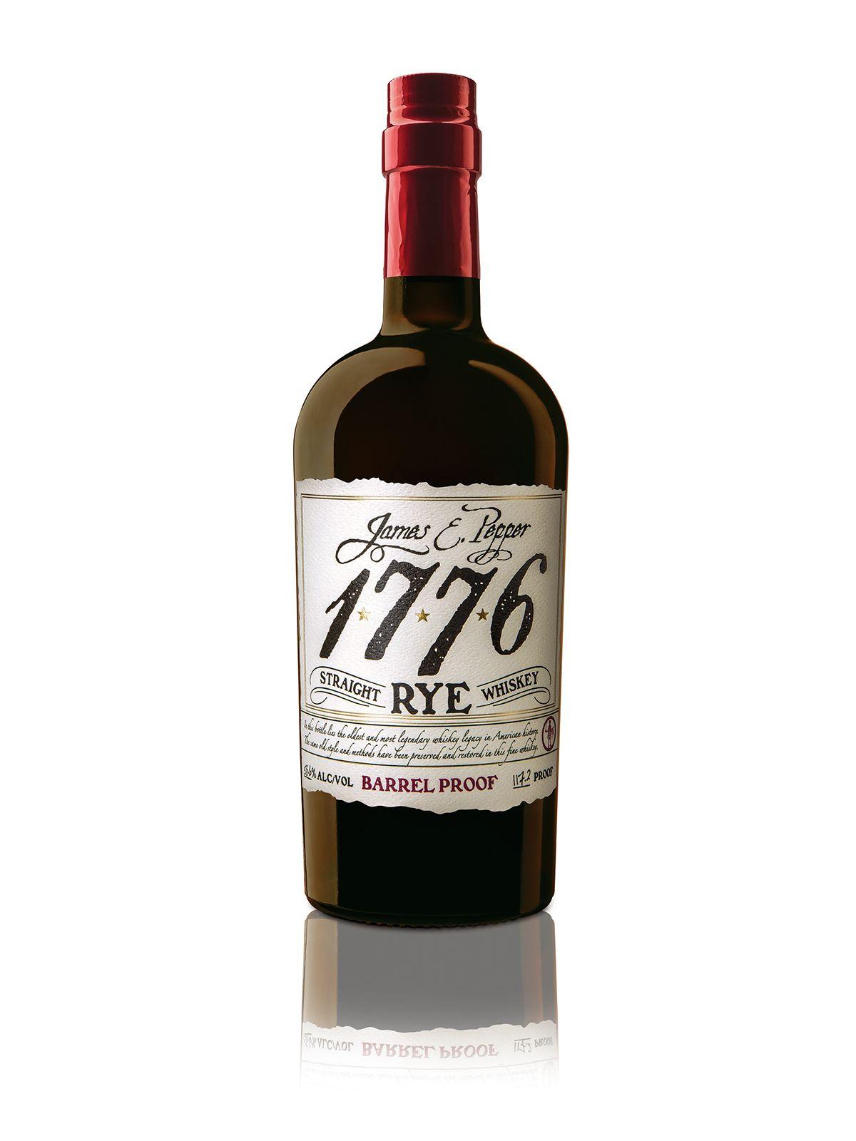 1776 Barrel Proof Rye Whiskey