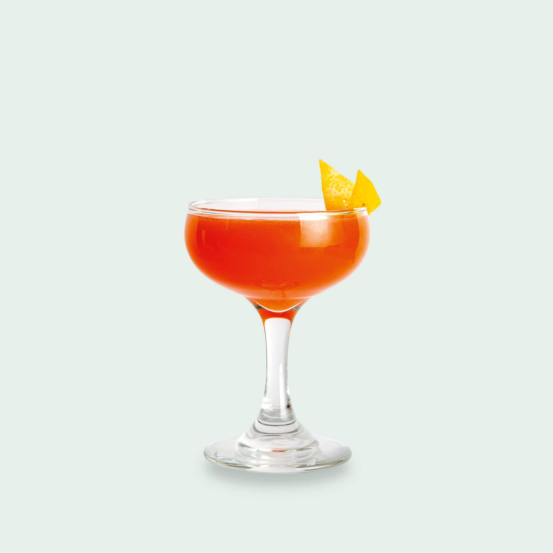 Besondere Baijiu Cocktails im Drink Syndikat Set mit Ming River Baijiu: Paper Crane