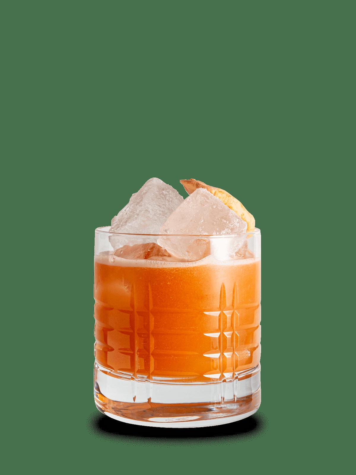 Rezept Rye Whiskey Cocktail Moon Over Alabama