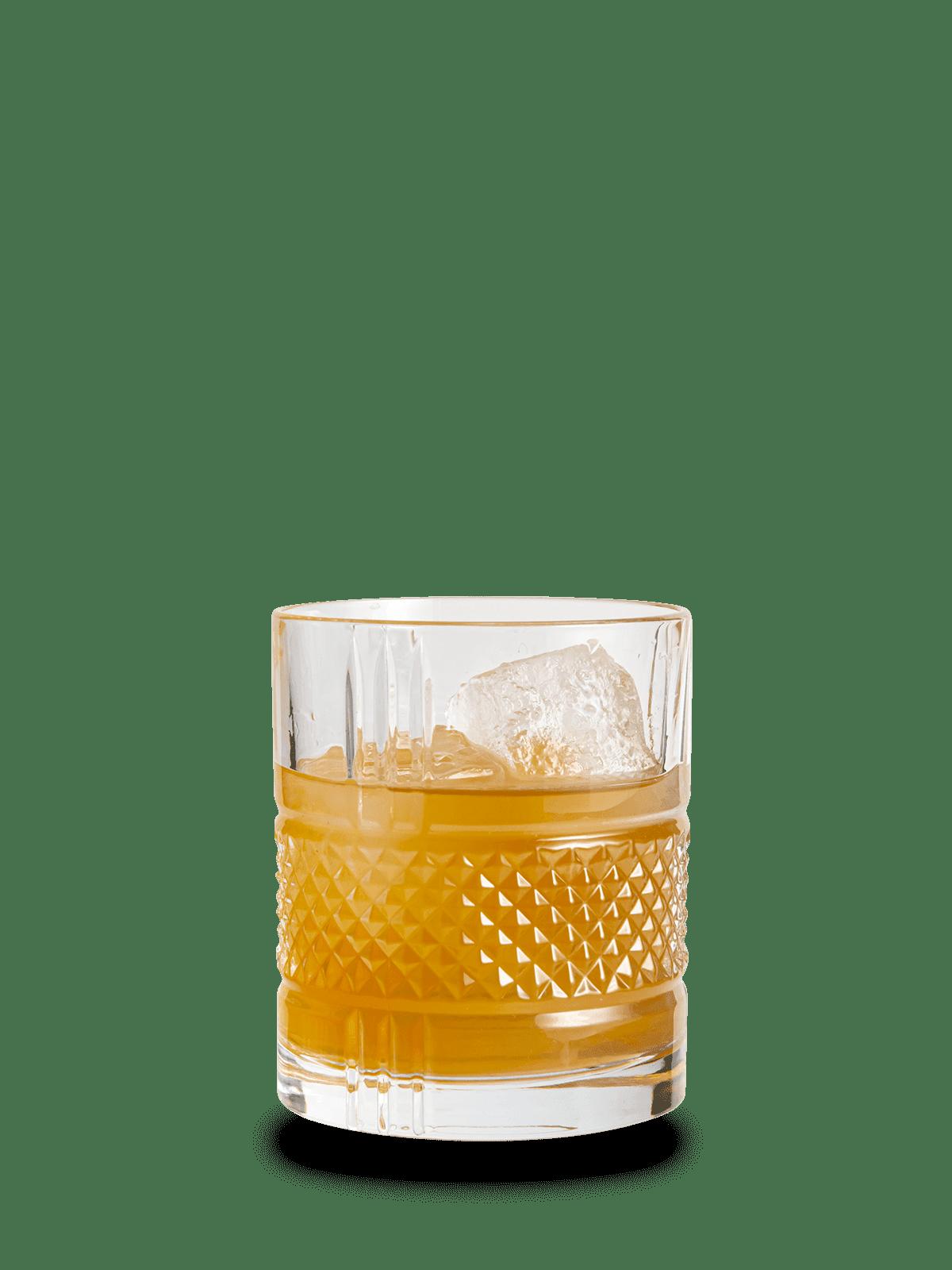 Rezept Rum Cocktail B2B Rum Old Fashioneded aus der Bar Wagemut