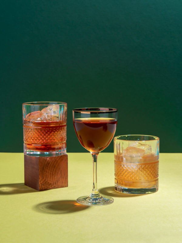 Rum Cocktail Set: The Rise of the Rum Old Fashioned - Zutaten und Rezepte
