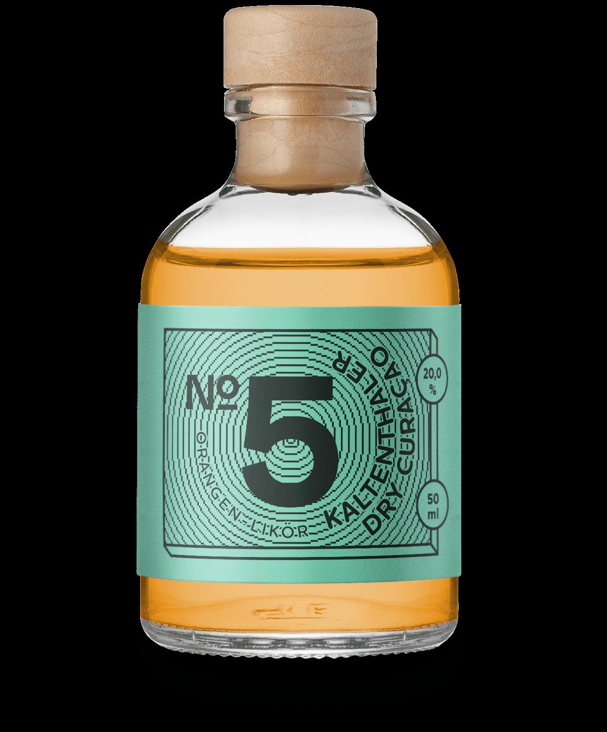Revolte Dry Curacao, Zutat im Gin Tasting Set