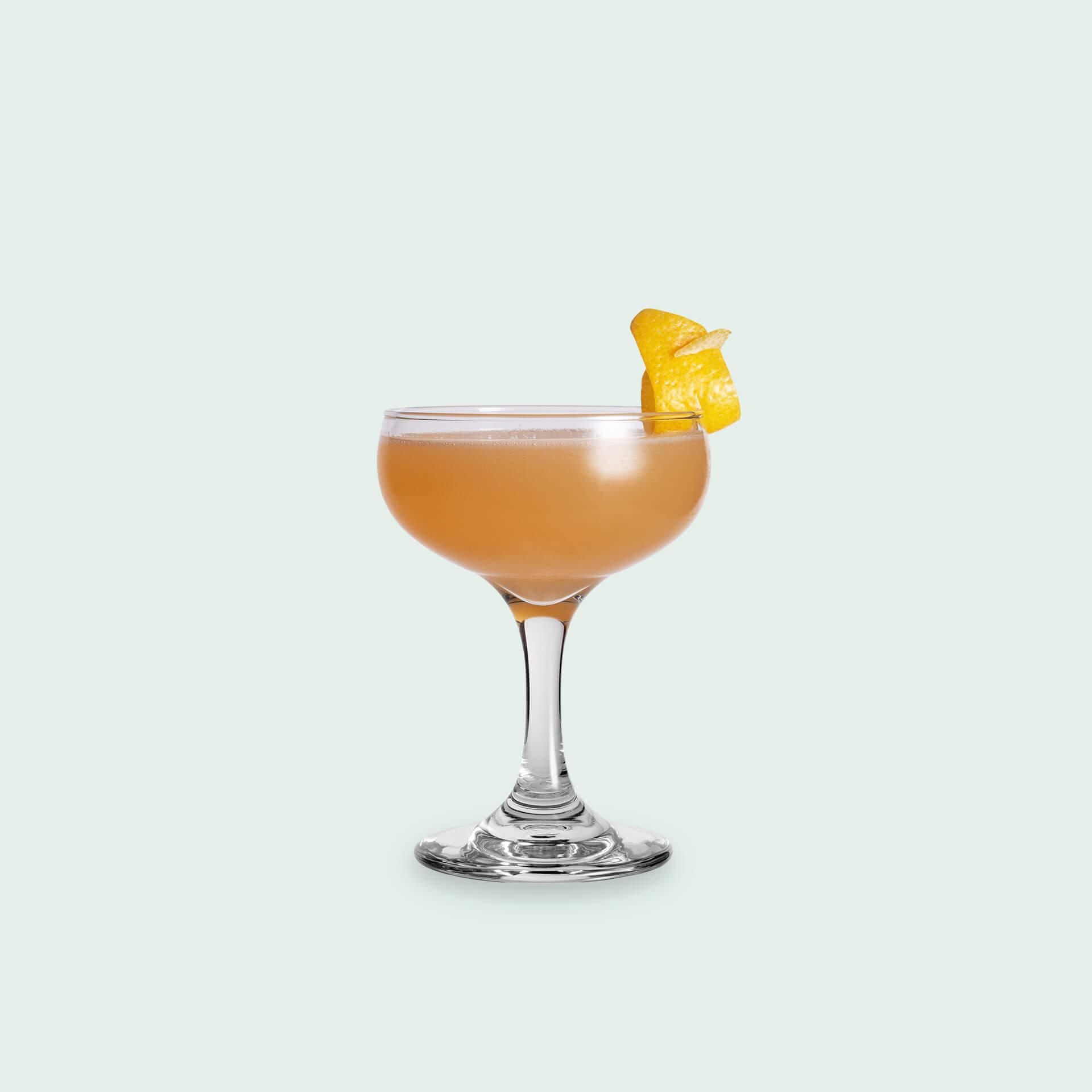 Cedar Smoked Corpse Reviver No 2 von Drink Syndikat