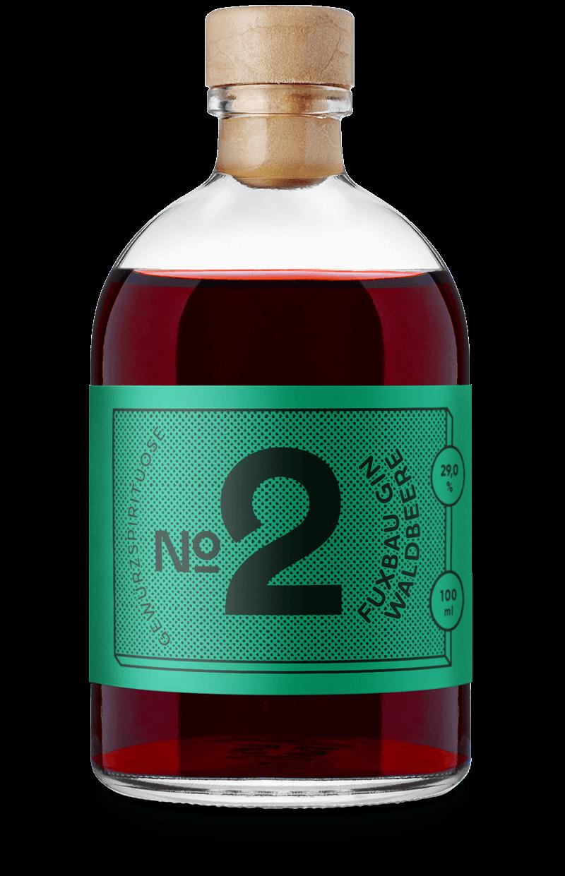 Fuxbau Waldbeere aus der Drink Syndikat Cocktail Box