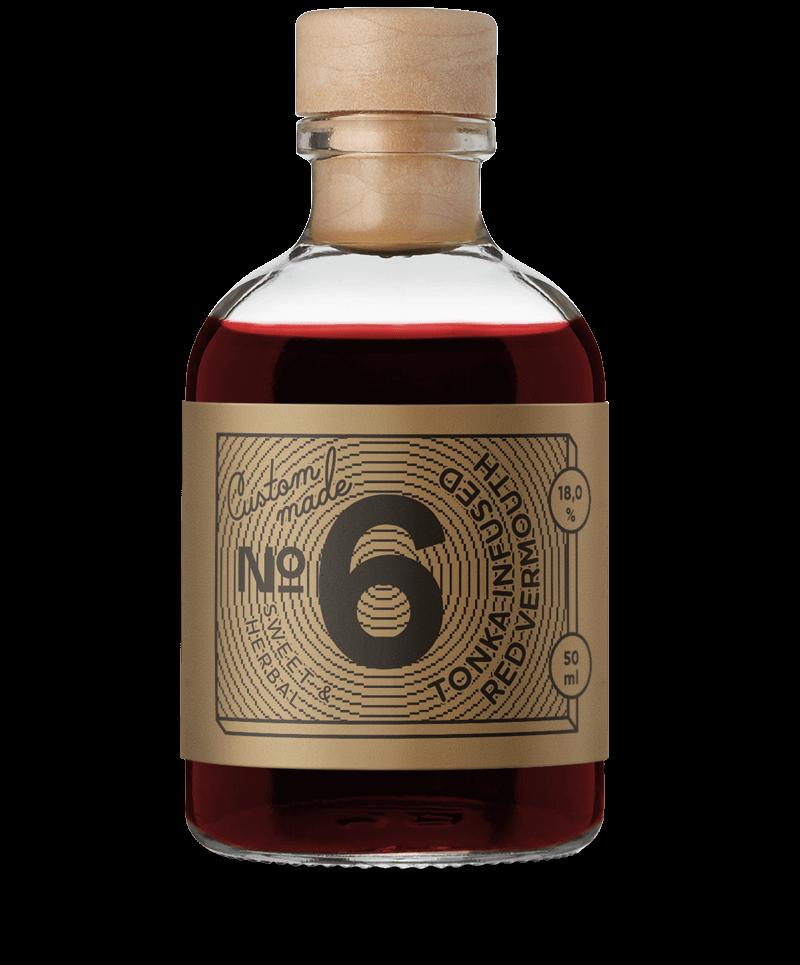 Motif Vermouth mit Tonka Bohnen infusioniert