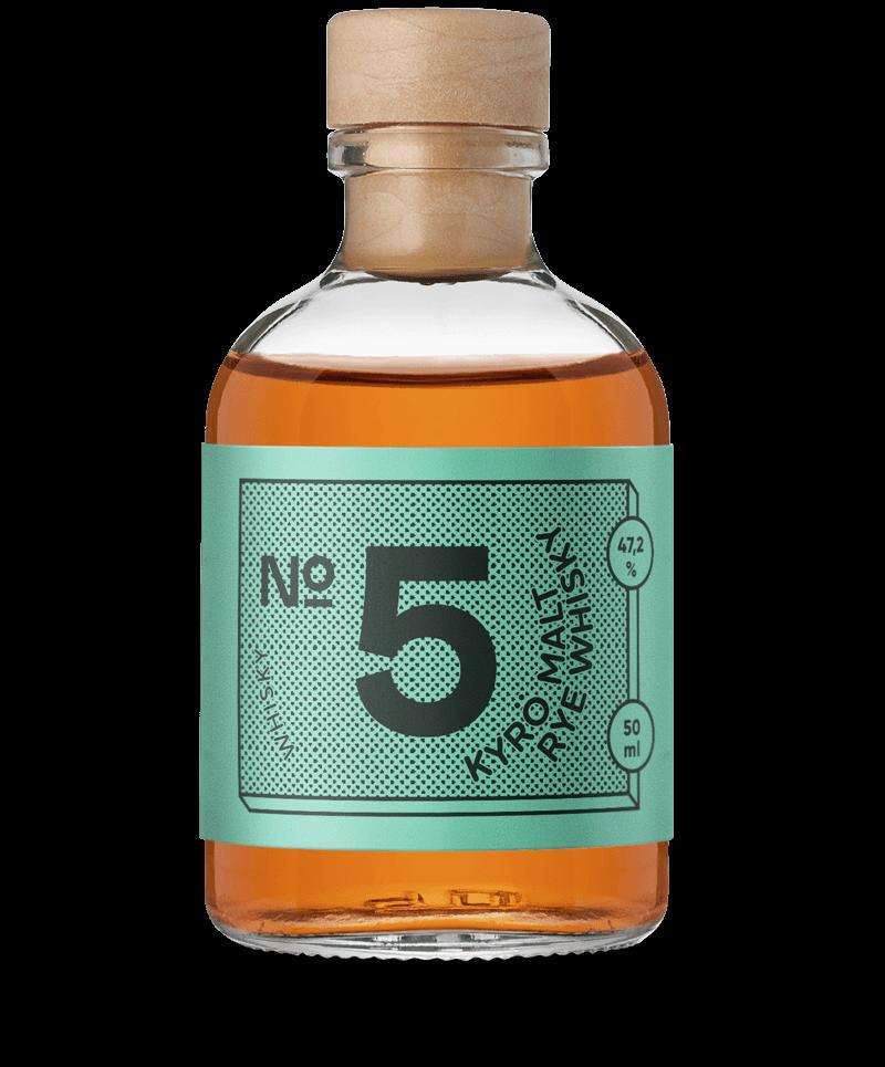 Kyrö Rye Malt Whisky aus der Cocktail Geschenk Box