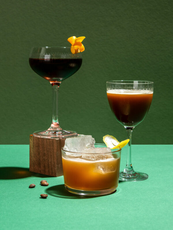 Cocktail Geschenk Set mit Kaffee Cocktails von Drink Syndikat