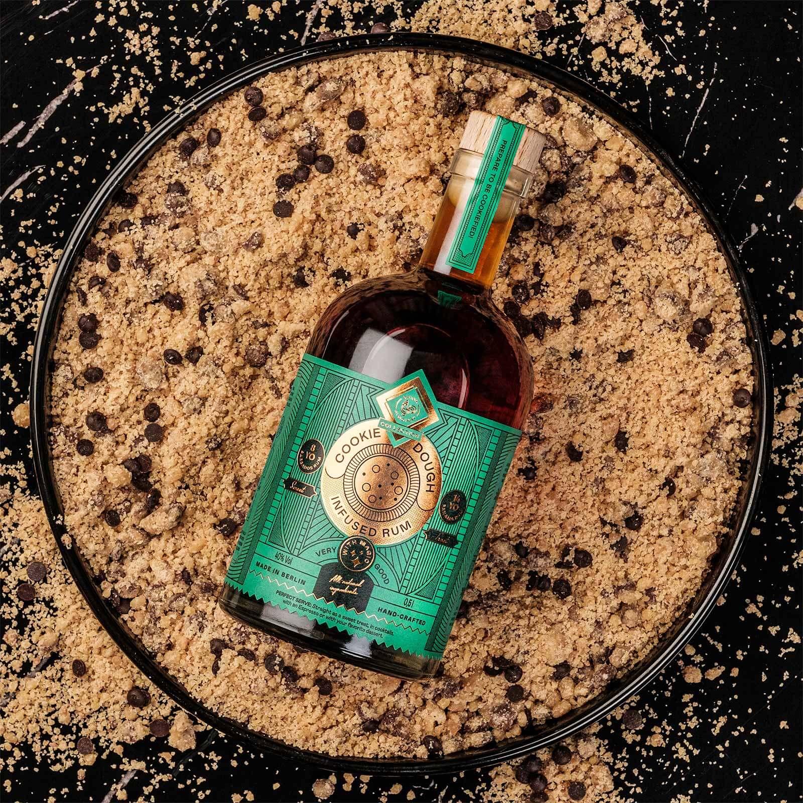 Cookie Dough Rum - Keksteig Rum