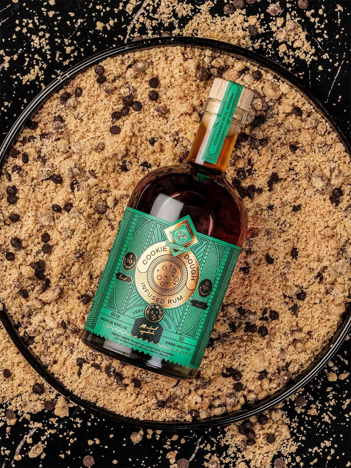 Drink Syndikat Collection - Cookie Dough Infused Rum