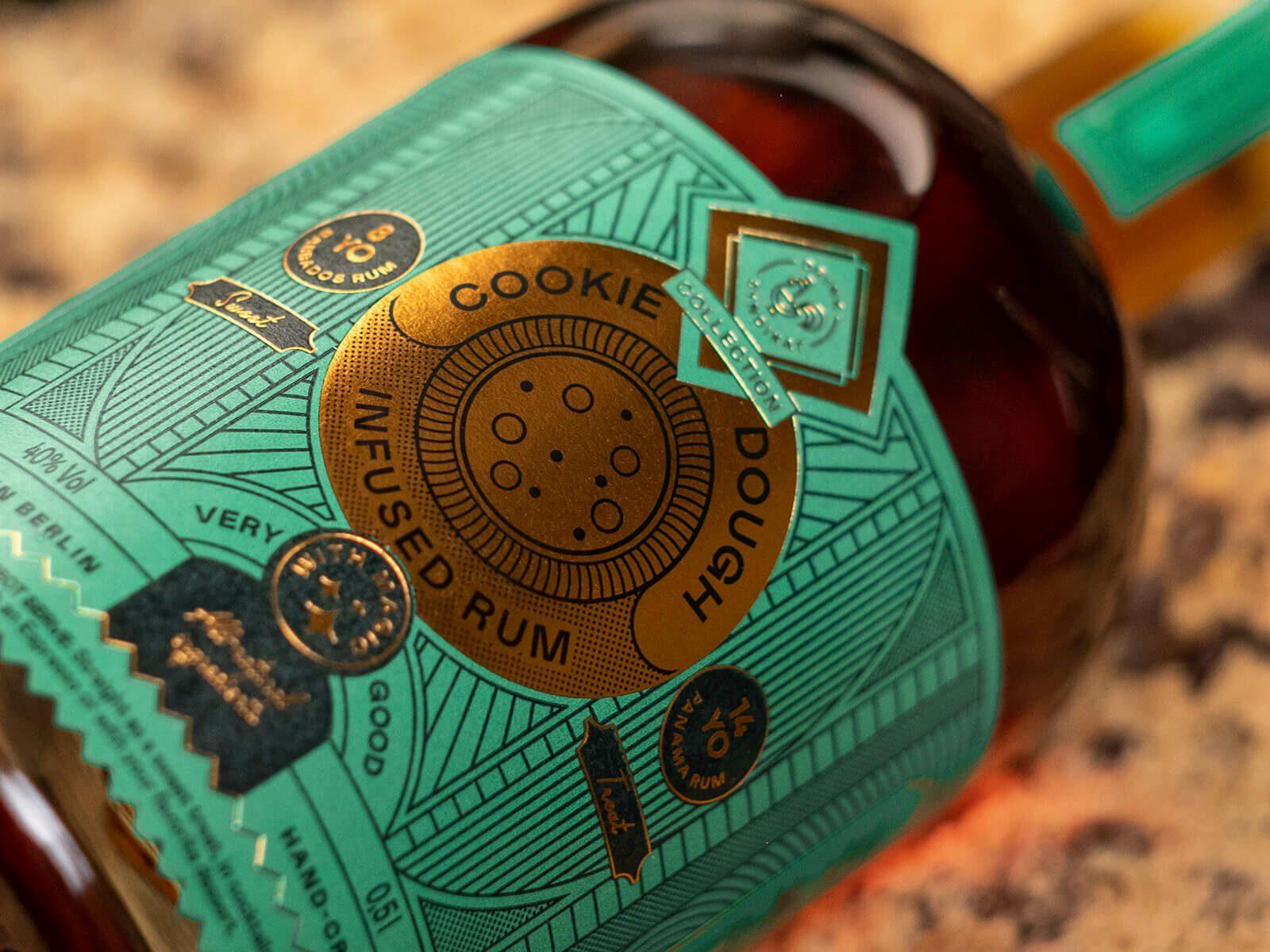 Keksteig Rum von Drink Syndikat