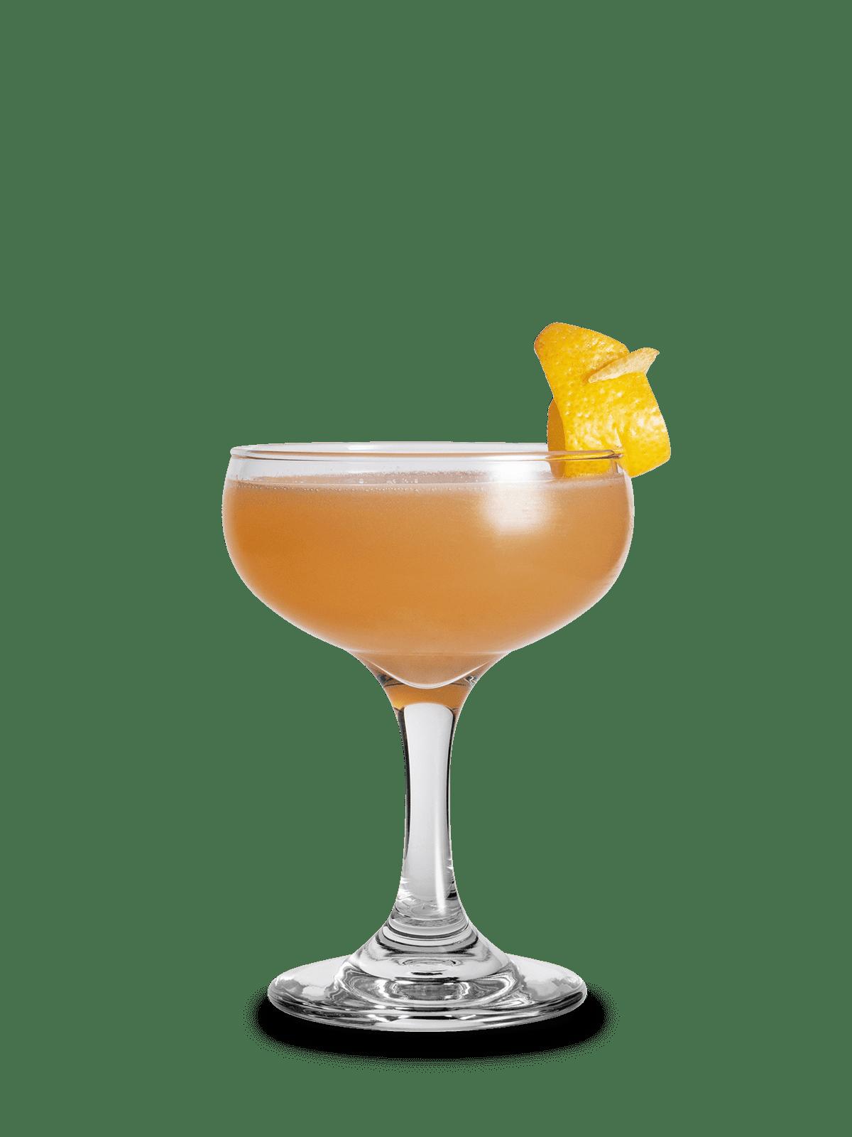 Gin Cocktail: Cedar Smoked Corpse Reviver No. 2