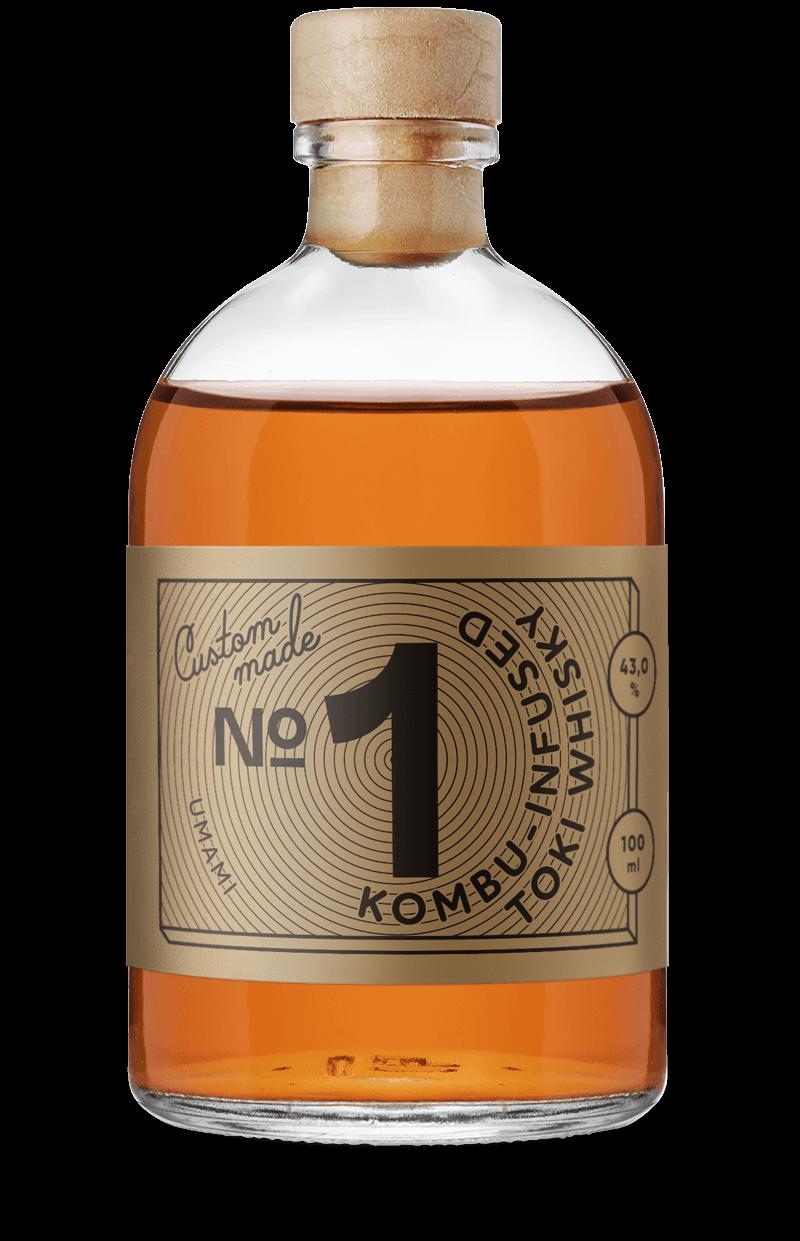 Kombu Infused Toki Whisky