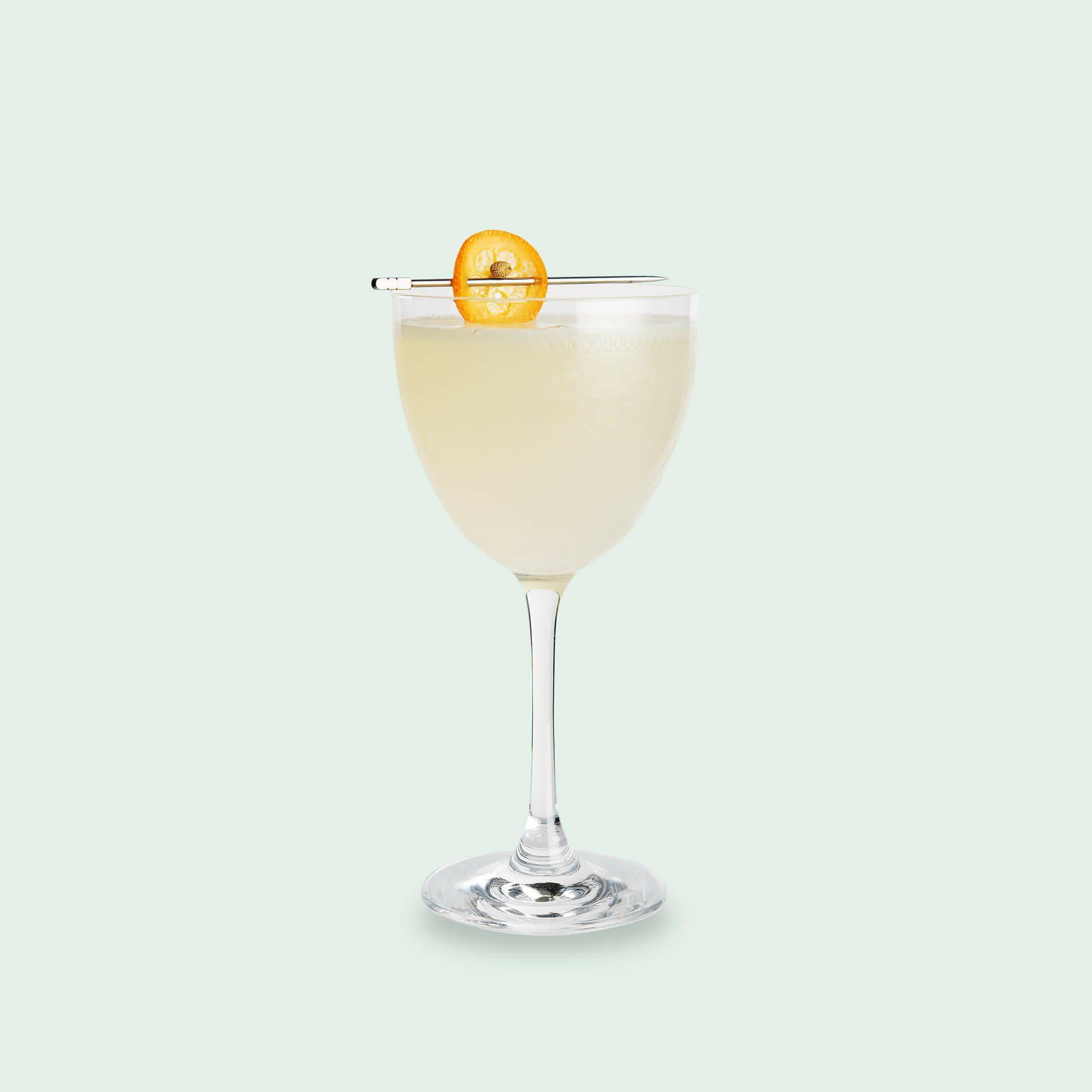 Shunga Japanischer Cocktail im Drink Syndikat Cocktail Set