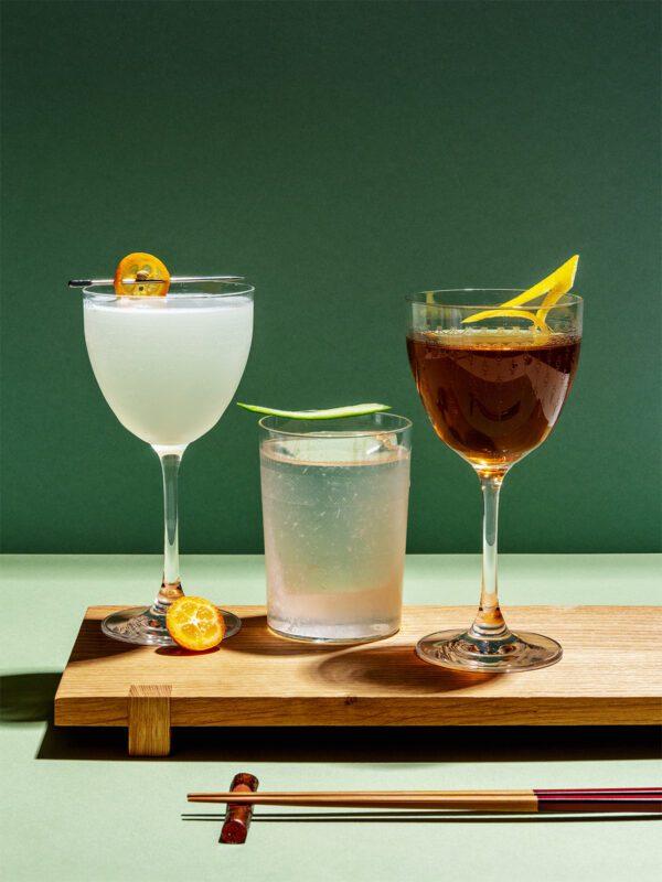 The Art of Japanese Bartending Cocktail Set von Drink Syndikat