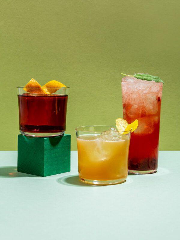 """Cocktail Set """"Gin Infusion"""" von Drink Syndikat"""