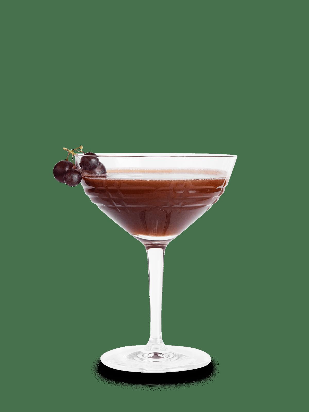 Brandy Cocktail Rezept: Triple Traube