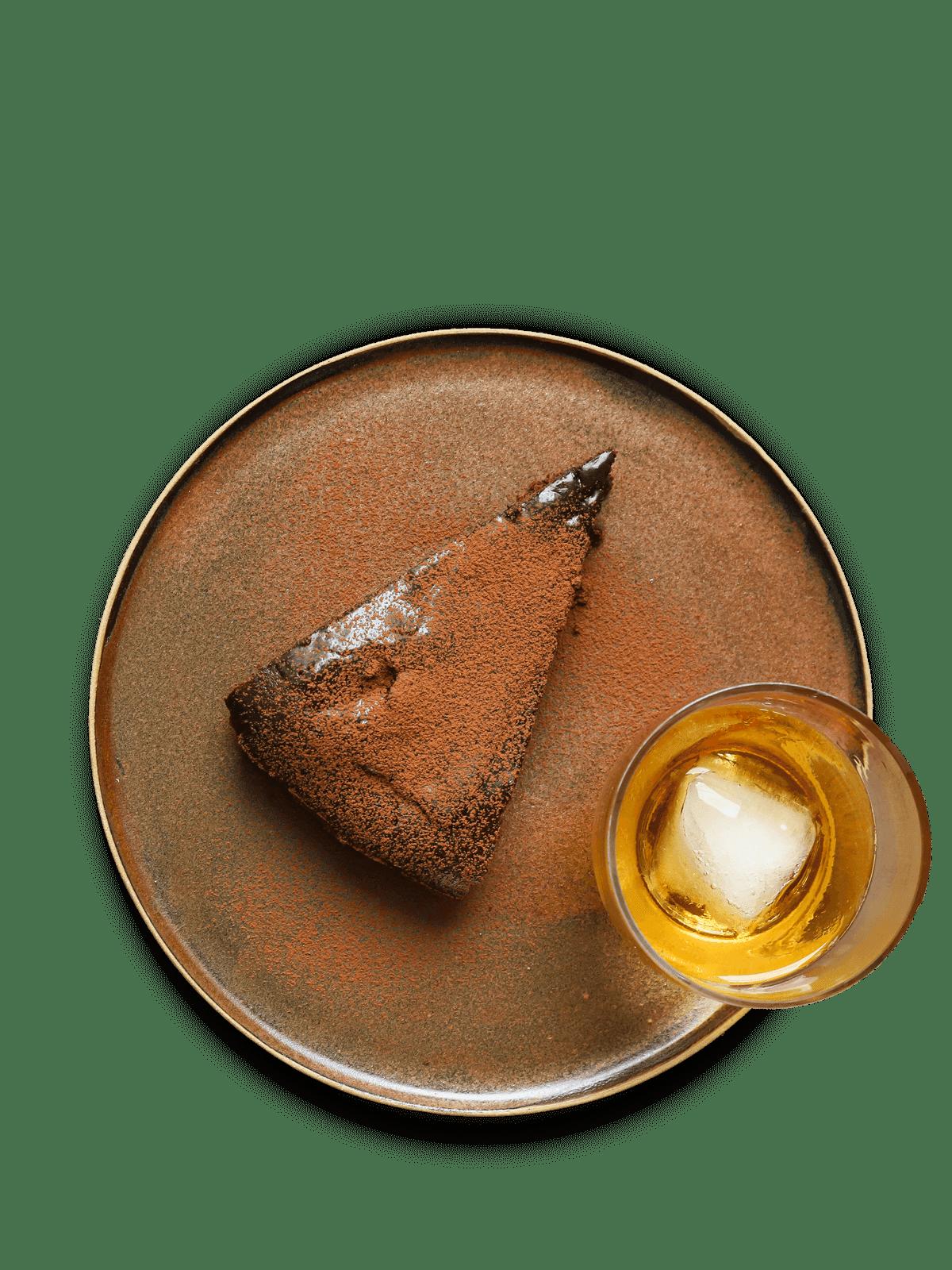 Cookie Dough Cake - Kuchen mit Cookie Dough Rum von Drink Syndikat