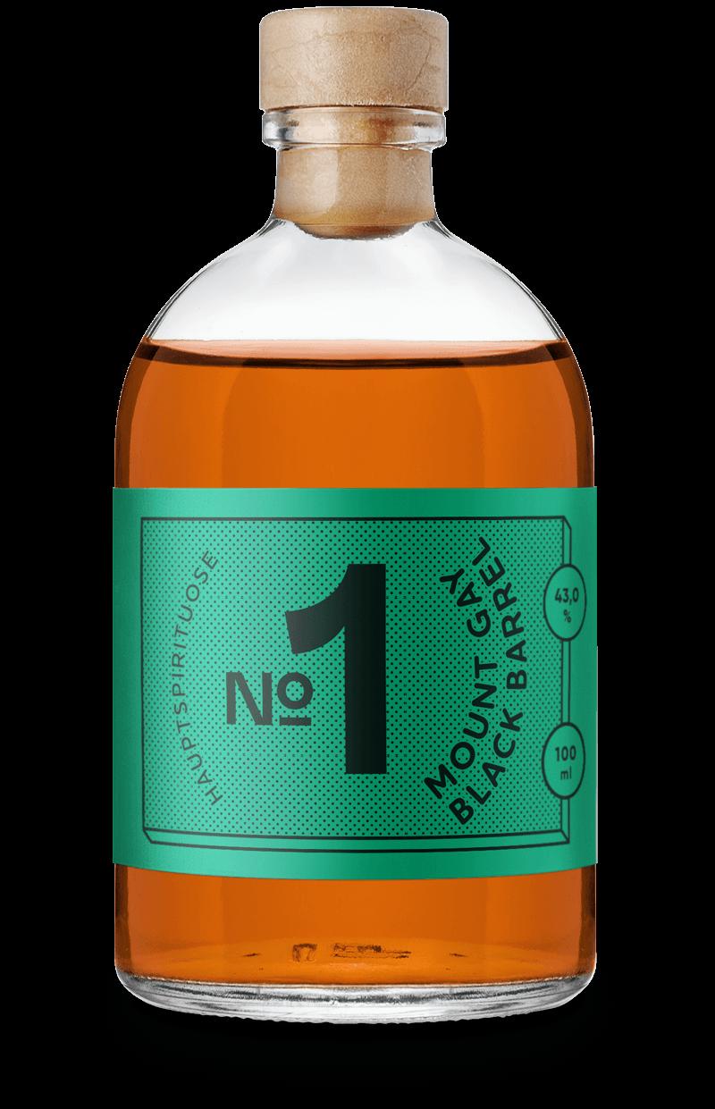 Mount Gay Black Barrel Rum - Drink Syndikat