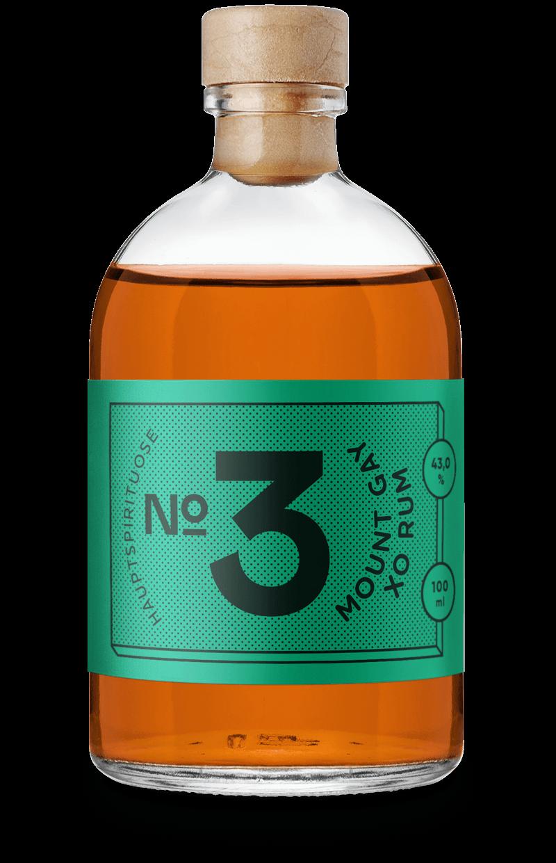 Mount Gay XO Rum - Tribute to Barbadian Rum - Drink Syndikat