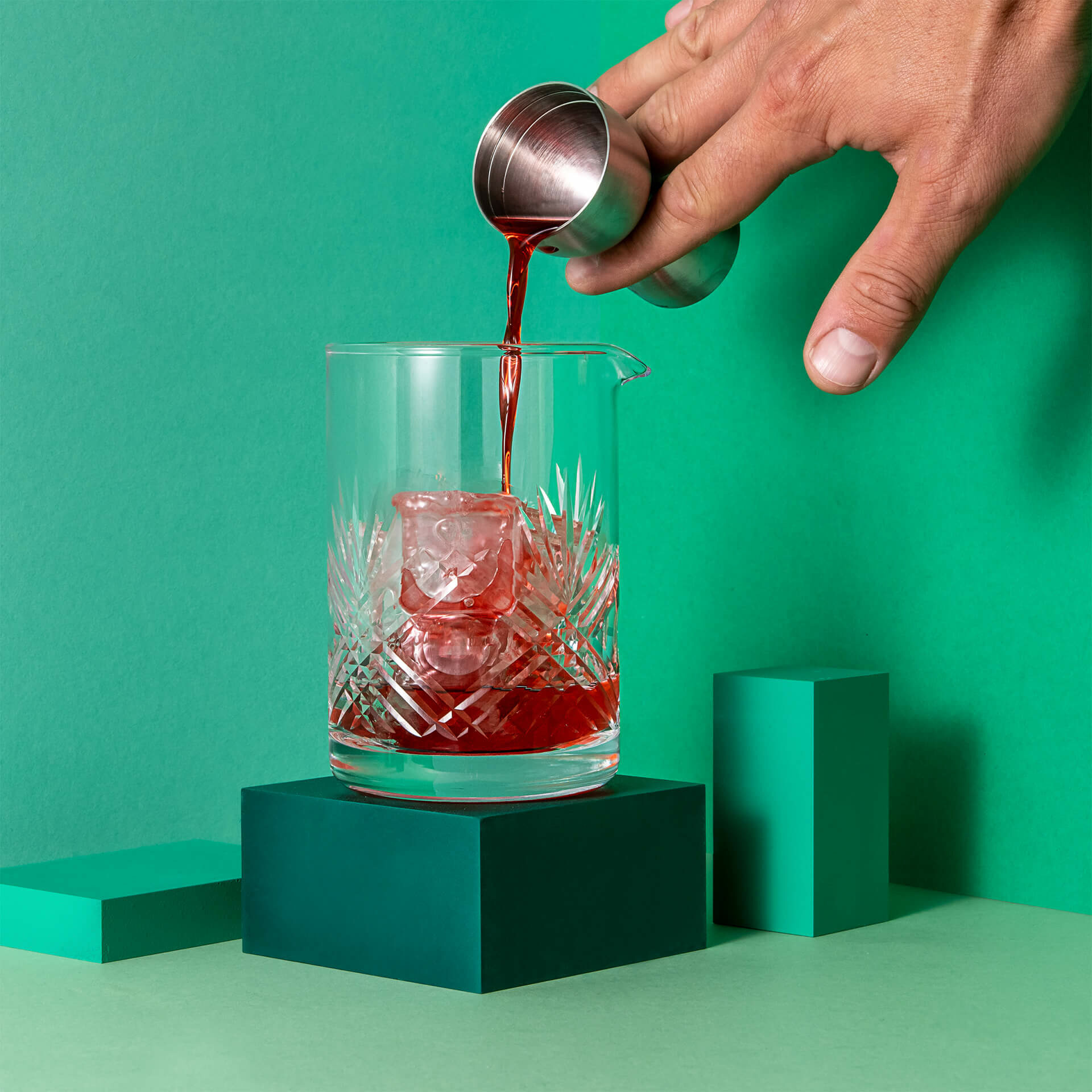Pina Barware Bell Jigger Barmaß - Drink Syndikat Collection