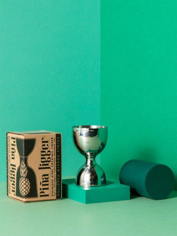 Pina Bell Jigger Barmaß - Drink Syndikat Collection - Barware