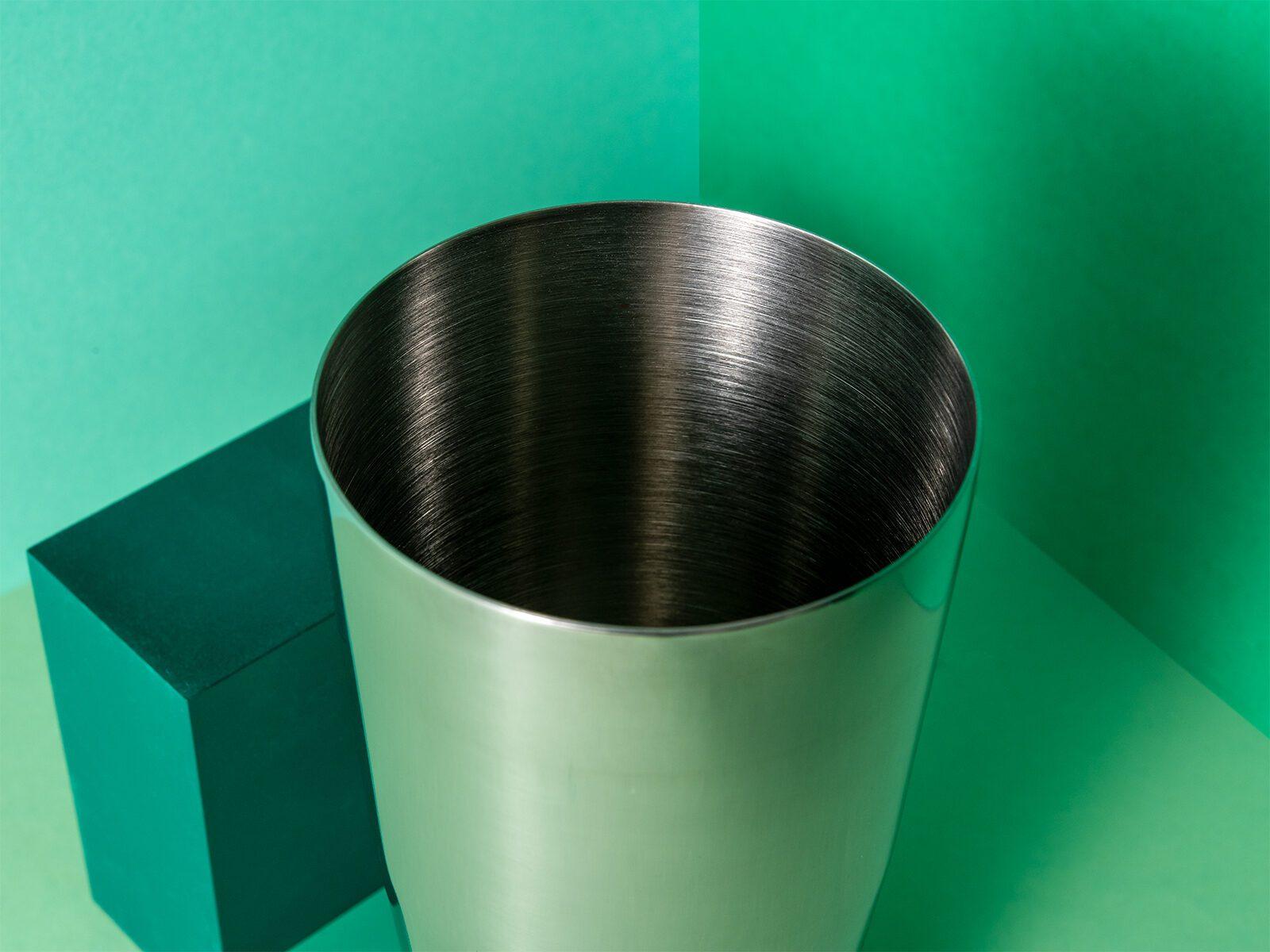 Tin in Tin Shaker - Cocktail Shaker - Pina Barware