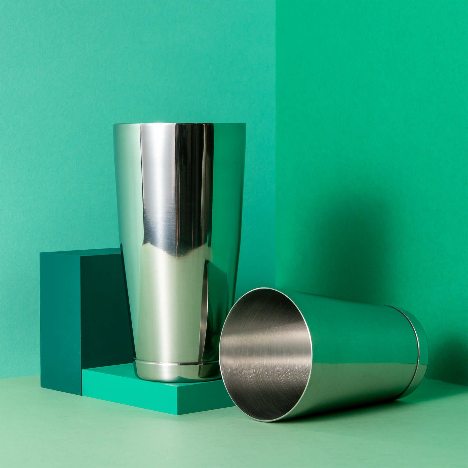 Pina Cocktail Shaker Boston Tin Set - Drink Syndikat