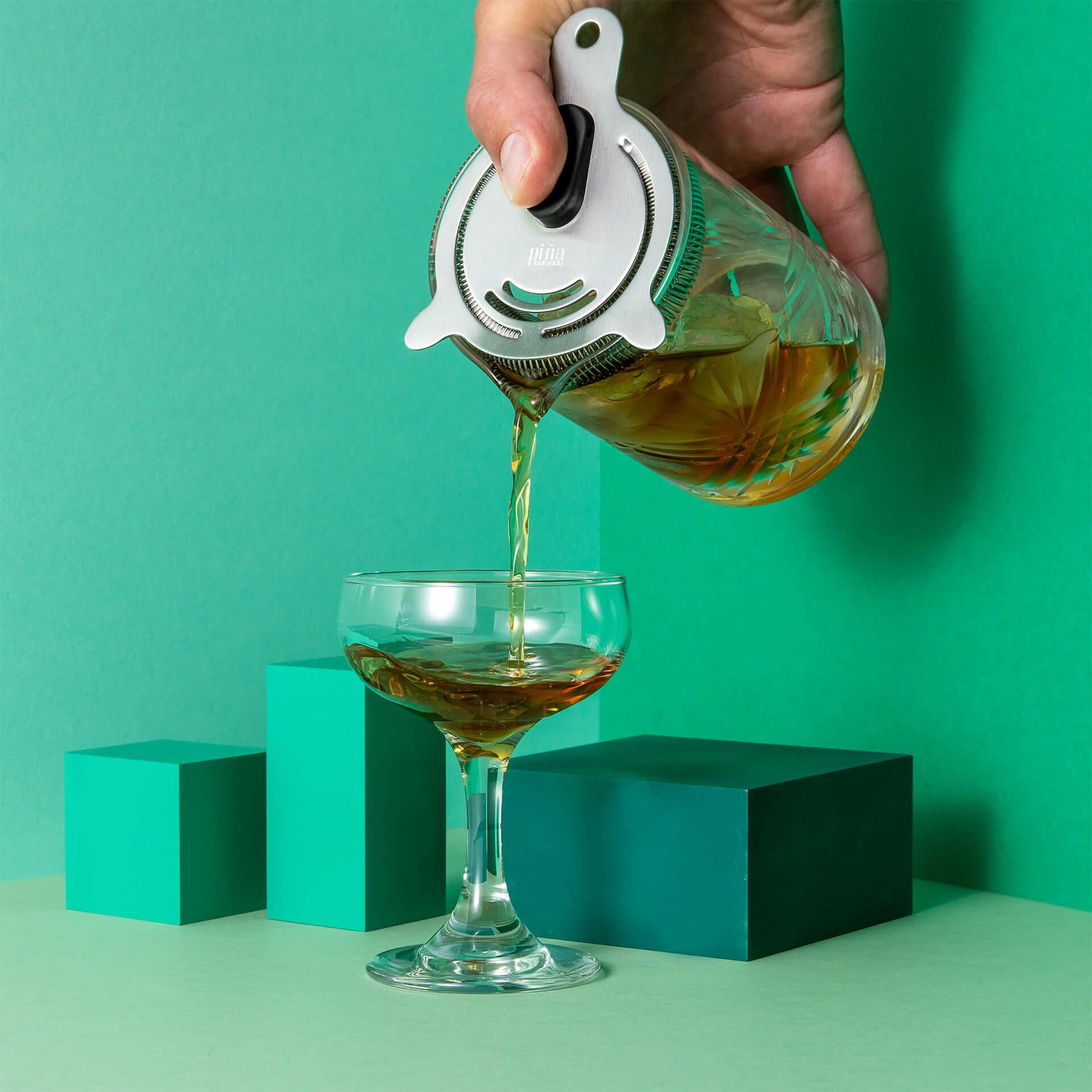 Pina Hawthronette Strainer Cocktail Sieb - Drink Syndikat