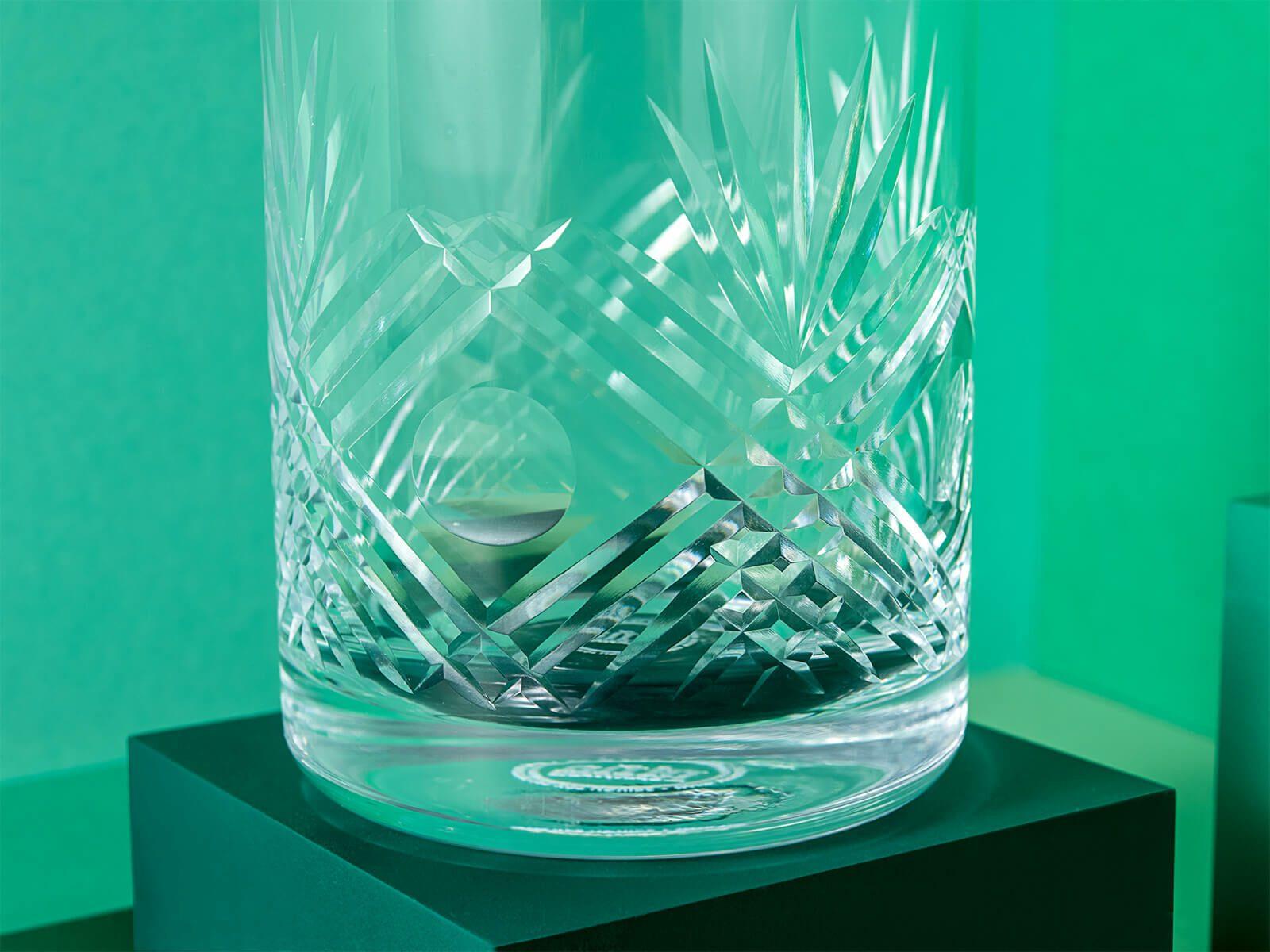 Mixing Glass Pina Rührglas Cocktail Glass - Drink Syndikat horizontal 4