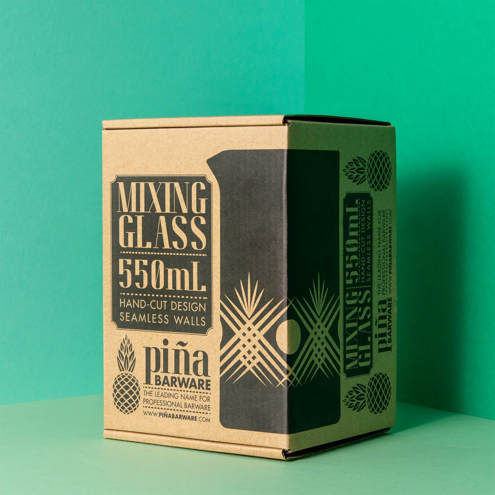 Pina Rührglas Cocktail Mixing Glass - Drink Syndikat Bartools
