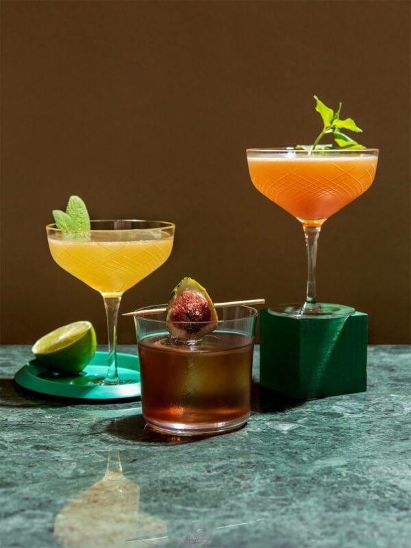 Rum Cocktail Set - Drink Syndikat - A Tribute To Barbadian Rum - Mount Gay Rum