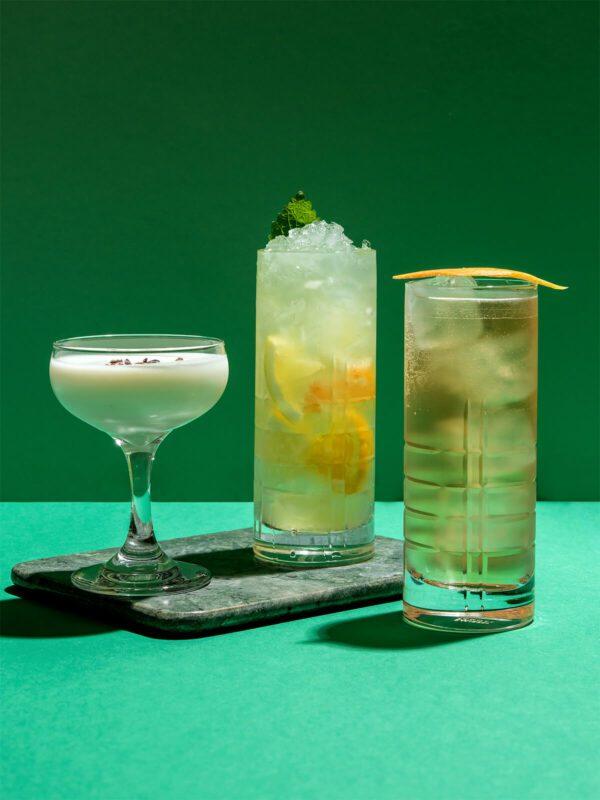 hochklassige Cocktails ohne Alkohol - alkoholfreie Cocktail Box von Drink Syndikat